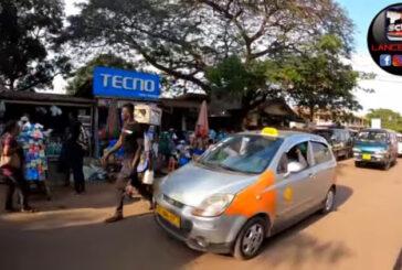 GHANA: RANDOM STREET LIFE CLIPS # 2