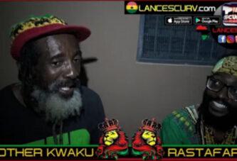 THE REASONING OF TWO KINGS: BROTHER KWAKU & RASTAFARI X!