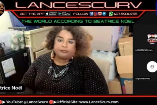 BLACK FUNGUS | UNSEEN SPIRITUAL REALMS | PARALLEL REALITIES | KEVIN SAMUELS | BEATRICE NOEL